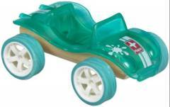Hape Mini Vehicles Bamboo Beach Buggy