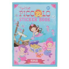 Tiger Tribe Piccolo Sticker Book Mermaids