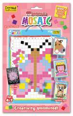 Fiesta Crafts Doowell Magnetic Mosaic - Girls