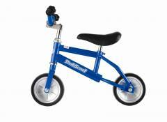 TootScoot Balance Bike Blue Damged Box