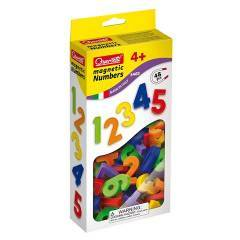 Quercetti Magnetic Numbers Set of 48 Pieces