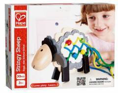 Hape Wooden Lacing Sheep