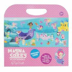 Tiger Tribe Magnetic Magna Carry Playbooks Mermaid Cove